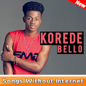 Koredo Bello - songs 2019- without internet icon