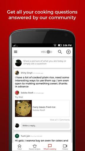 玩免費遊戲APP|下載BetterButter Recipes app不用錢|硬是要APP