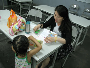 Photo: 20100607 100年大陸與外籍配偶識字班(第一期)-托育服務002