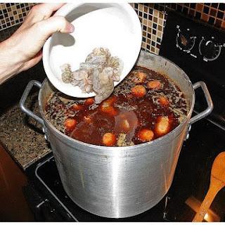 Cajun Seafood Soup