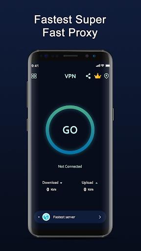 VPN Free screenshot 1