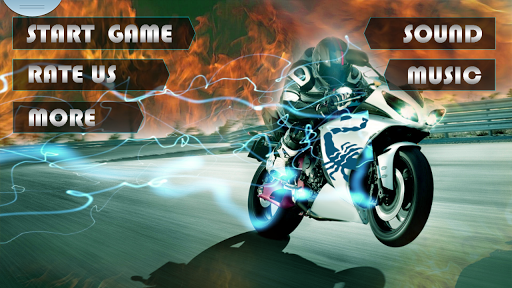 Moto Attack Race Free