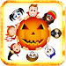 Bubble Shooter Halloween Game Icon