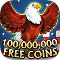 President Trump Free Slot Machines with Bonus App icon