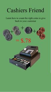Cashier's Friend - náhled