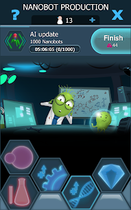 Bacterial Takeover – Idle Clicker MOD (Free Shopping) 10