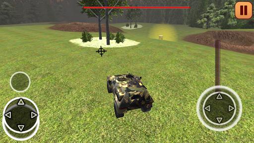 Military Cars Battle 3D
