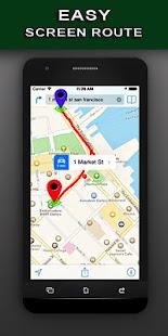 App Live Street View, Satellite Map & GPS Navigation APK for Windows Phone