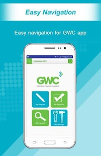 GWC Order Management Systems - náhled