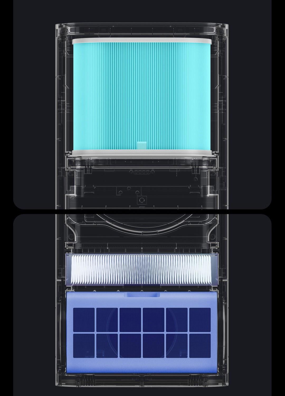 Máy lọc điều hòa không khí kiêm khử độc Mijia MJXFJ-300-G1