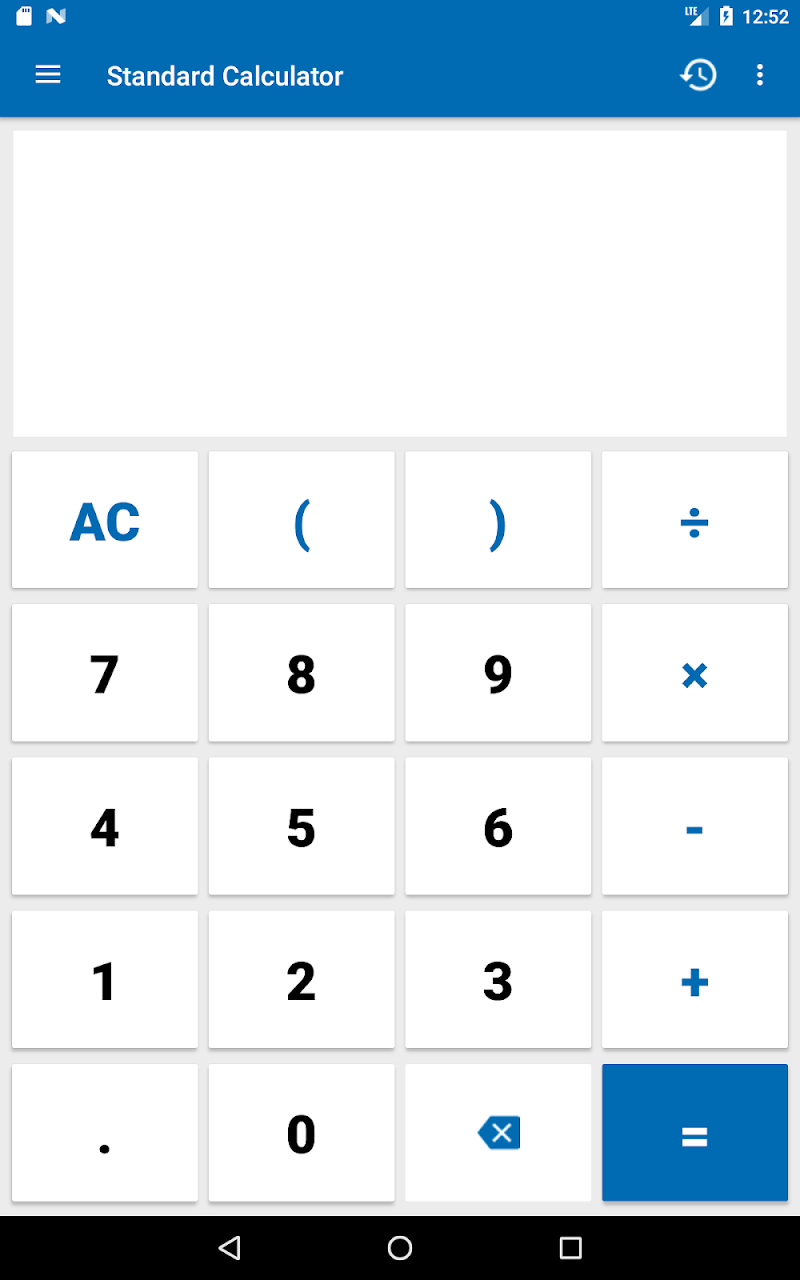 NT Calculator - Extensive Calculator Pro Screenshot 16