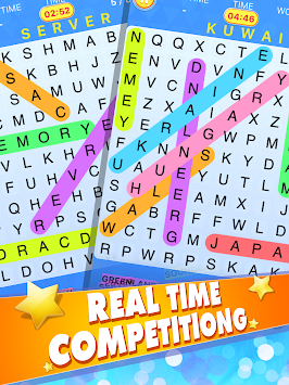 Word Search by Crazy Letter Games APK screenshot thumbnail 6