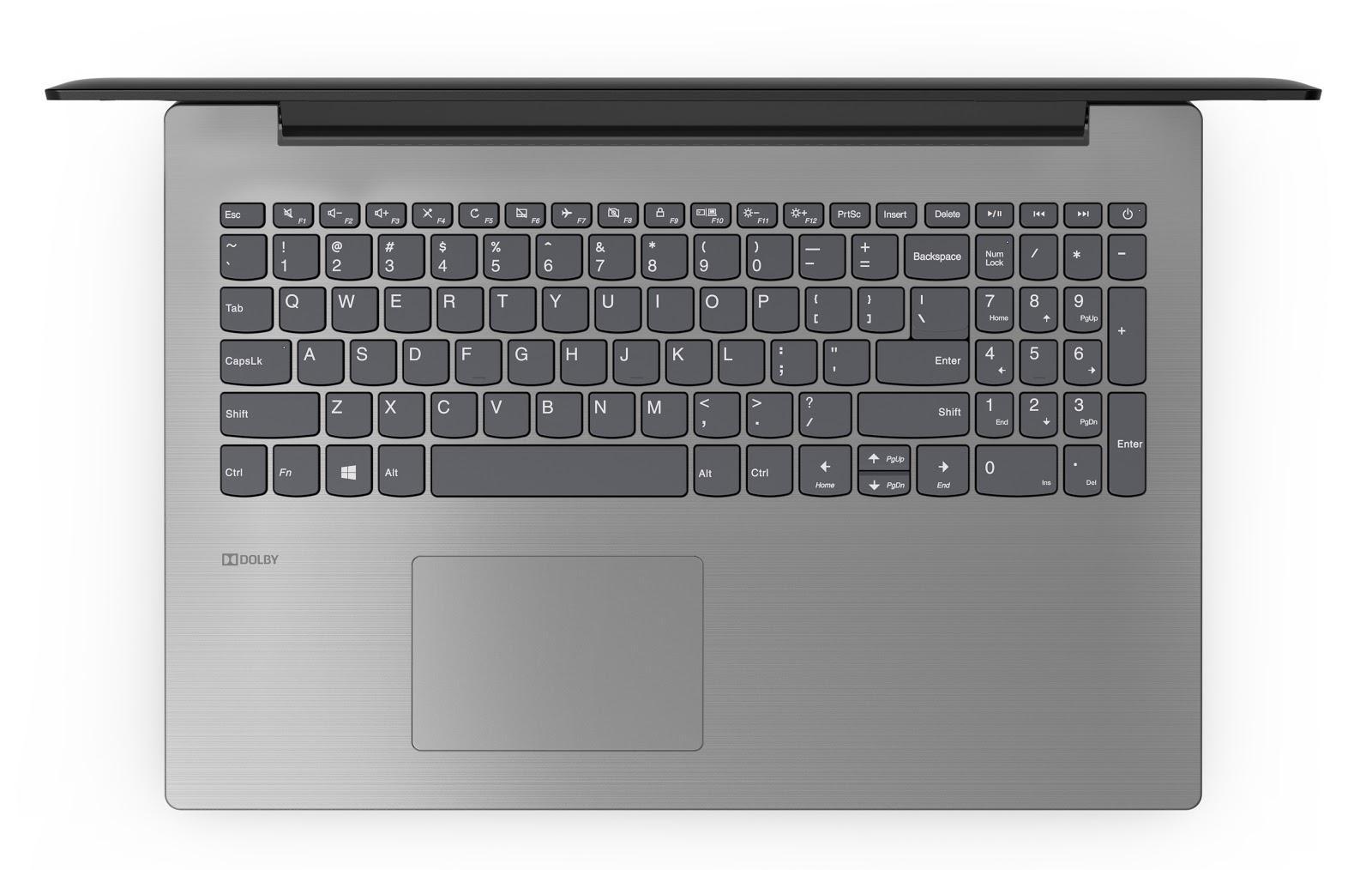 Фото 2. Ноутбук Lenovo ideapad 330-15 Onyx Black (81DE01VSRA)