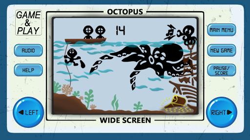 OCTOPUS 80s Arcade Games 1.1.8 screenshots 3