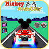 Mickey Race Roadster Adventure