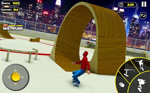 Flip Skate Stuntman 1.2 screenshots 7