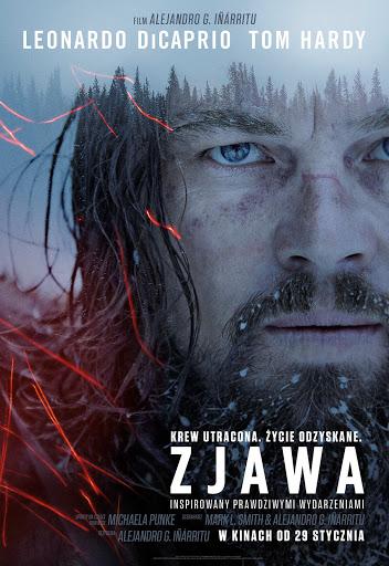 Polski plakat filmu 'Zjawa'