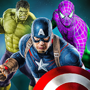 Superhero Avenger Strike Force
