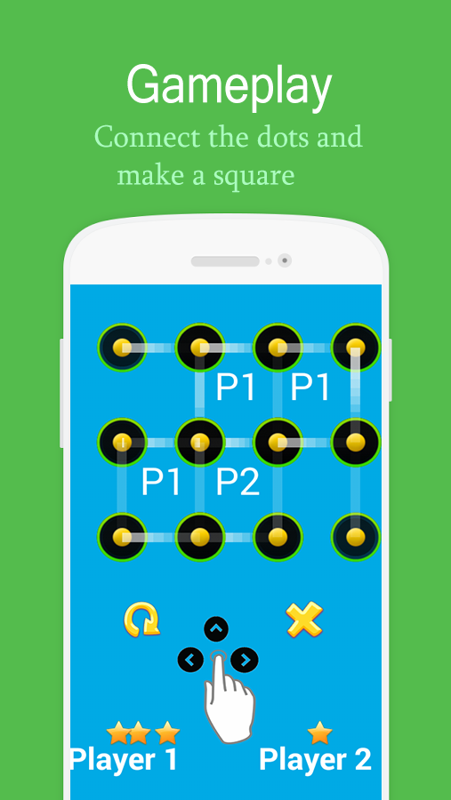SQUAREit- screenshot