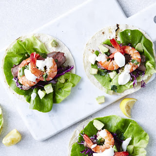 Surf 'N' Turf Tacos Recipe