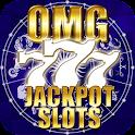 OMG Jackpot Slots - Free Slot icon