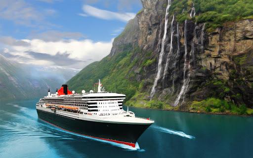 Big Cruise Ship Simulator Games : Ship Games screenshots 5