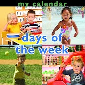 My Calendar: Days of the Week