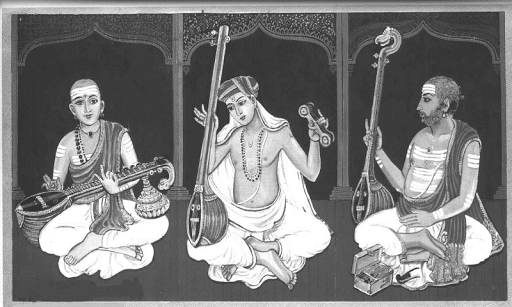 Carnatic Sahana Raga Songs