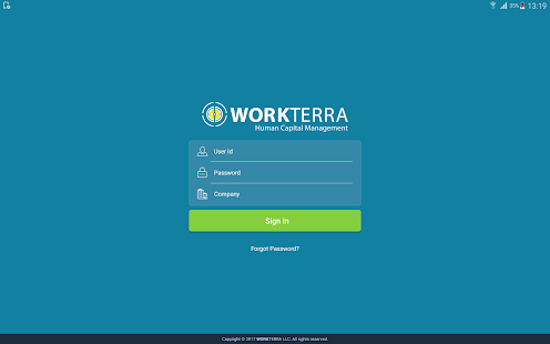 WORKTERRA, LLC- screenshot thumbnail