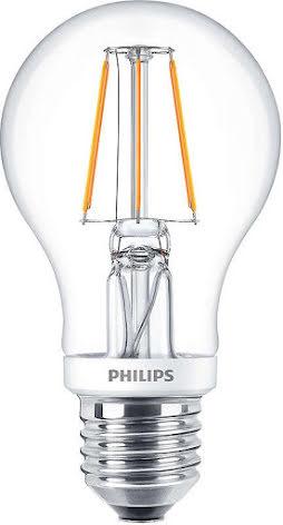 Philips Filament LED classic 4,5W 2700K E27