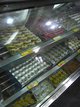 Photo: nothing like a Bengali sweet shop!