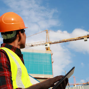 The construction industry, social media and software