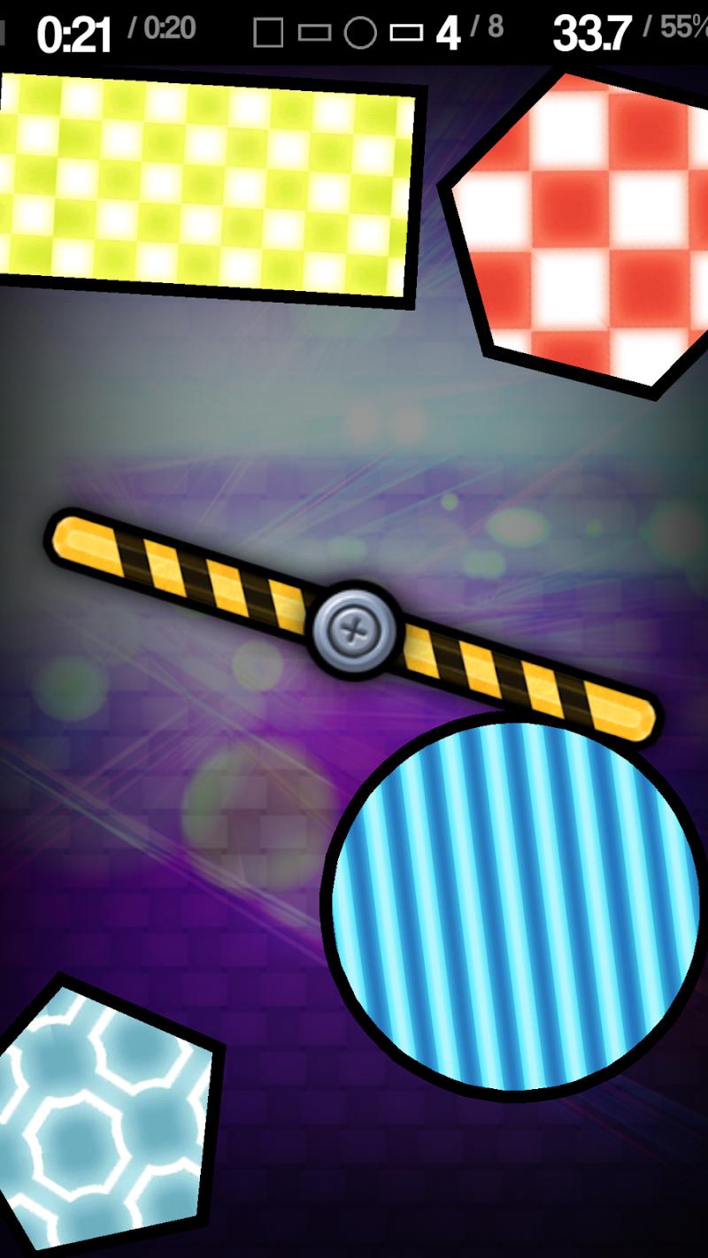 Скриншот Geometric Lights