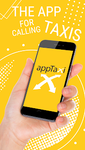 appTaxi – Book and Pay for Taxis 5.0.5 APK Mod for Android 1