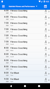 Gabriele Fitness & Performance - náhled