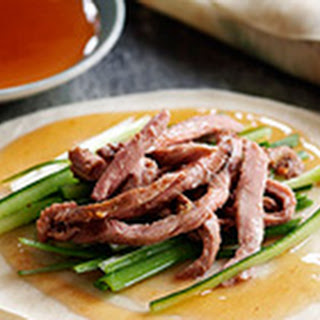 Chinese Duck Pancakes Recipe