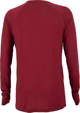 Surly Merino Raglan T-Shirt - Cabernet alternate image 0