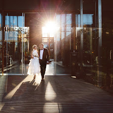 Wedding photographer Galina Nabatnikova (Nabat). Photo of 06.09.2018