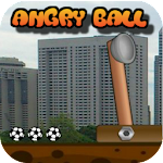Singapore Angry Ball Icon