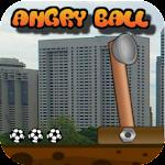 Singapore Angry Ball Icon