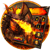 Tải War of Fire Dragon Keyboard miễn phí