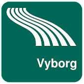 Vyborg Map offline