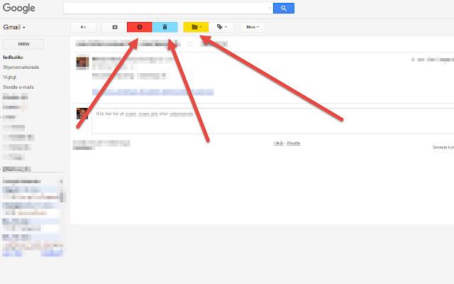 Better Gmail Buttons