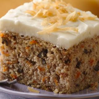 Easy Gluten-Free Carrot Cake.