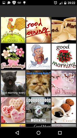 android Good morning Screenshot 6