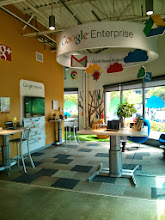 Photo: Sample Google Office Space