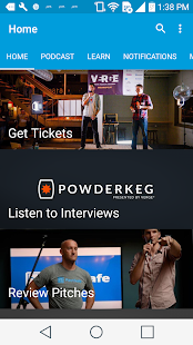 Verge | Powderkeg- screenshot thumbnail