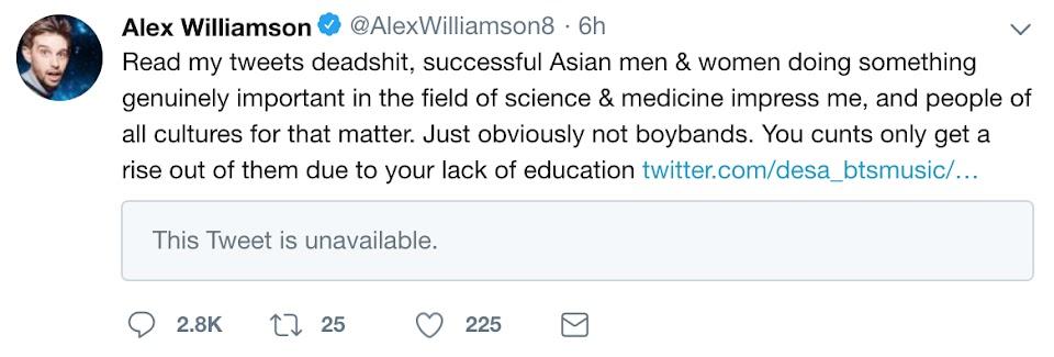 bts racist comedian australia 3