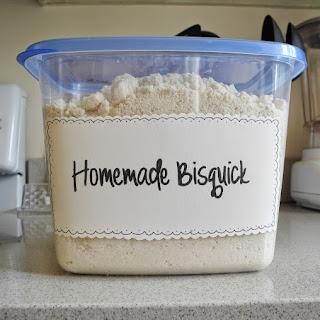 Homemade Bisquick