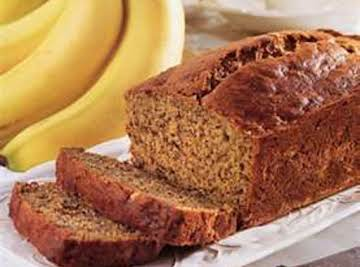 Grandma Browns Fantastic Banana Bread By Freda
